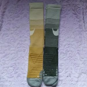 Men's Nike 2 pack Dri-Fit Swoosh Performance Socks